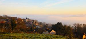 Brouillard sous CLC